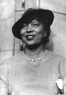 Zora Neale Hurston: from Wikipedia