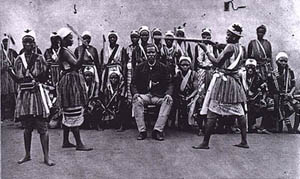 Dahomey Mino around 1890: from Wikipedia