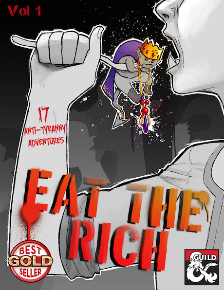 Cover of Eat the Rich | Volume 1