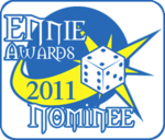 2011 ENnie Nominee for Best Blog